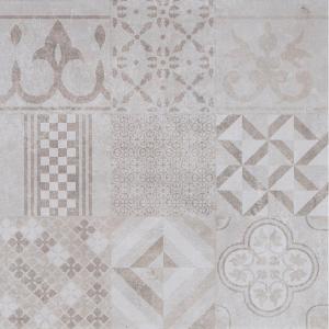 GeoCeramica® Mosaik, kleur Beige, 60x60x4cm