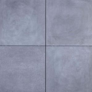 Fumato, kleur Mezzo, 60x60x4cm, 80x80x4cm